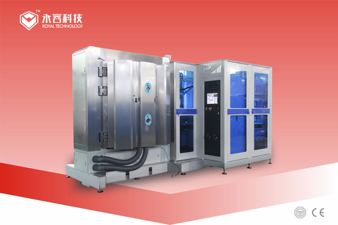 PECVD SiC Vacuum Metalizing Machine/ PECVD Vacuum Deposition System, Carbon-Based PVD Vacuum Thin Film Coating